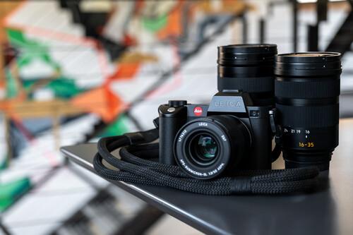 Leica SL2-S: la nueva cámara sin espejo de formato completo de la casa con toda la esencia clásica y toda la tecnología actual