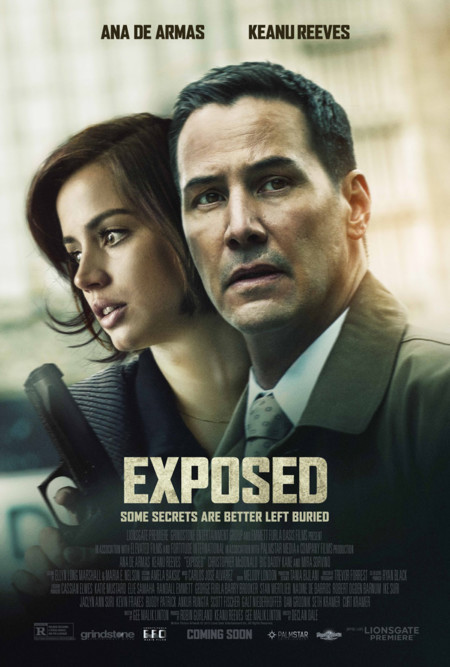 Exposed Final Poster