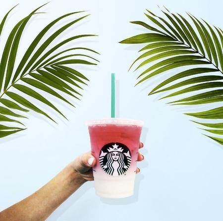 Ombré Pink Drink: así es la nueva bebida refrescante de Starbucks