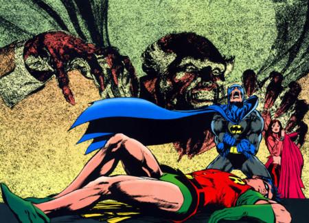 El Caballero Oscuro Comic 1
