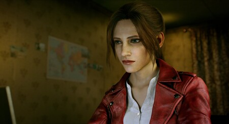Resident Evil Oscuridad Infinita Claire