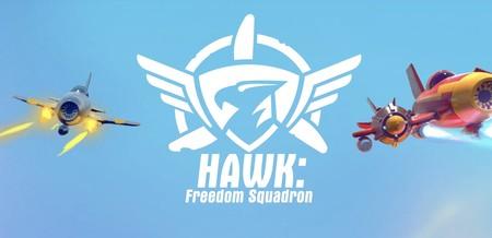HAWK Freedom Squadron: un 'arcade' de naves con el que pasarte horas y horas. App de la Semana