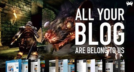 Te odio 'Dark Souls', videojuegos 2.0, curioseando 'Mortal Kombat'... All Your Blog Are Belong To Us (CXXIV)