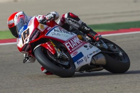 Nico Terol, baja para la próxima cita del Campeonato del Mundo de Superbikes en Imola