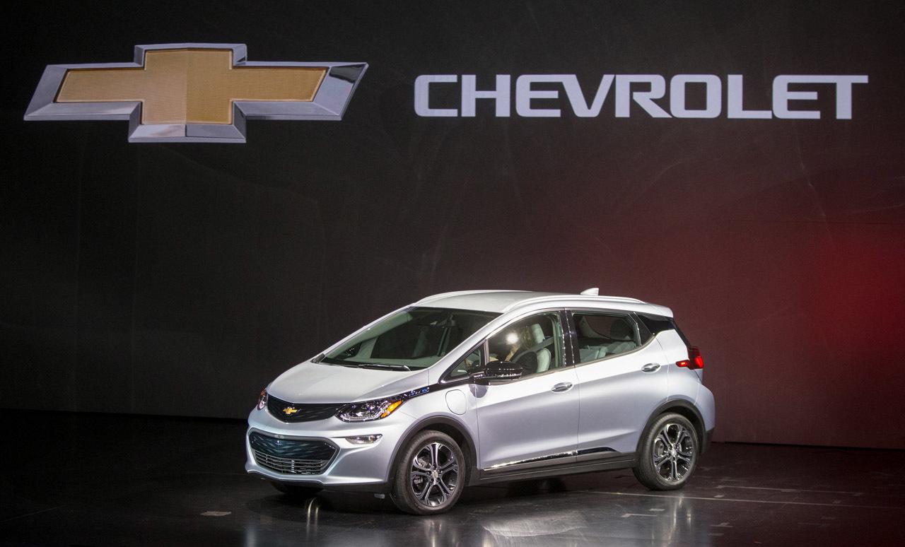 Foto de 2017 Chevrolet Bolt EV (22/25)