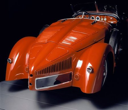 1935 Mercedes-Benz 150 Sports Roadster, solo queda uno