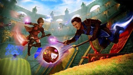 Broomstick League, o cómo jugar al Rocket League al estilo de Harry Potter