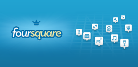 Foursquare para Android mejora su interfaz para tablets y móviles grandes