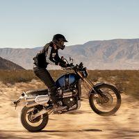 Triumph se va a enfrentar a 1.700 km de desierto en la Baja 1000 con una Scrambler 1200 modificada