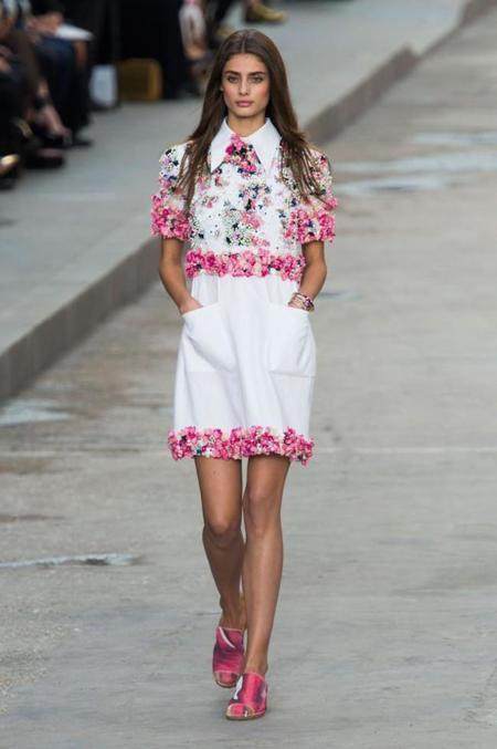 Chanel Primavera-Verano 2015