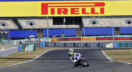 Magny Cours SBK 2009