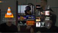 Los desarrolladores de VLC para Windows 8 comparten muchas más capturas de la aplicación