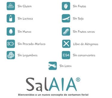 2º Salón de productos y servicios para alergias e intolerancias alimenticias