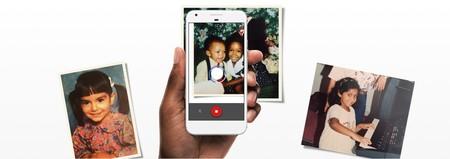 Google FotoScan, la nueva aplicación de Google Fotos para escanear fotos antiguas