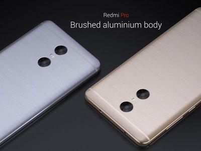 Xiaomi Redmi Pro, con 128GB de capacidad y 4GB de RAM, por 228 euros