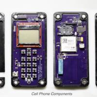 El MIT diseña un teléfono móvil que se ensambla por sí mismo