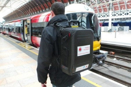 Instant Network Mini, llevando la red móvil en una mochila