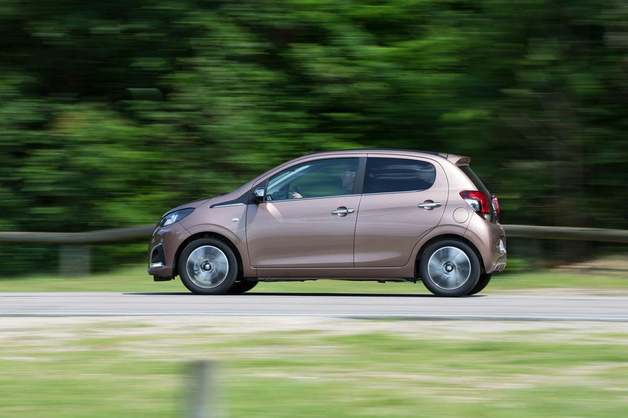 Foto de Peugeot 108 (9/35)