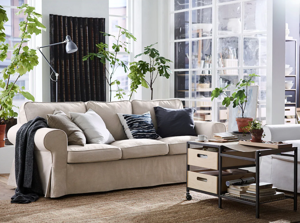 Los más valorados, los mas baratos, los más nuevos... descubre esta selección de sofás de Ikea