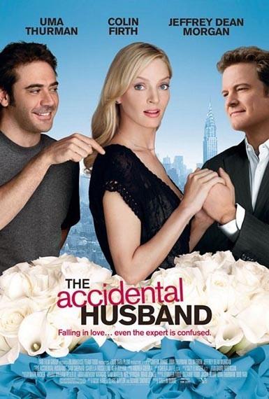 'Marido por sorpresa', póster y trailer de comedia con Uma Thurman