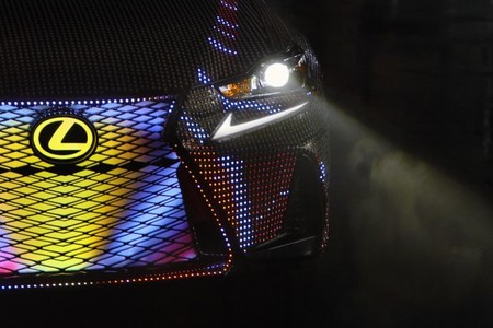 Lexus IS LED