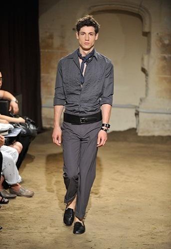 Foto de Hermès, Primavera-Verano 2010 en la Semana de la Moda de París (11/12)