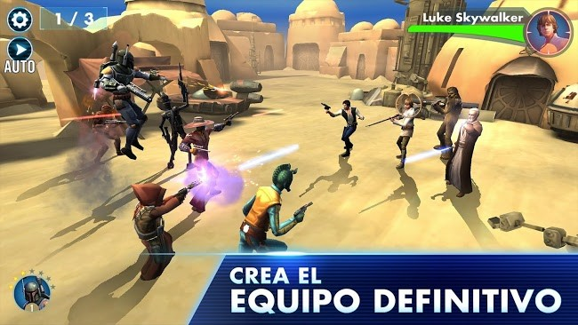 Star Wars Galaxy™ Of Heroes