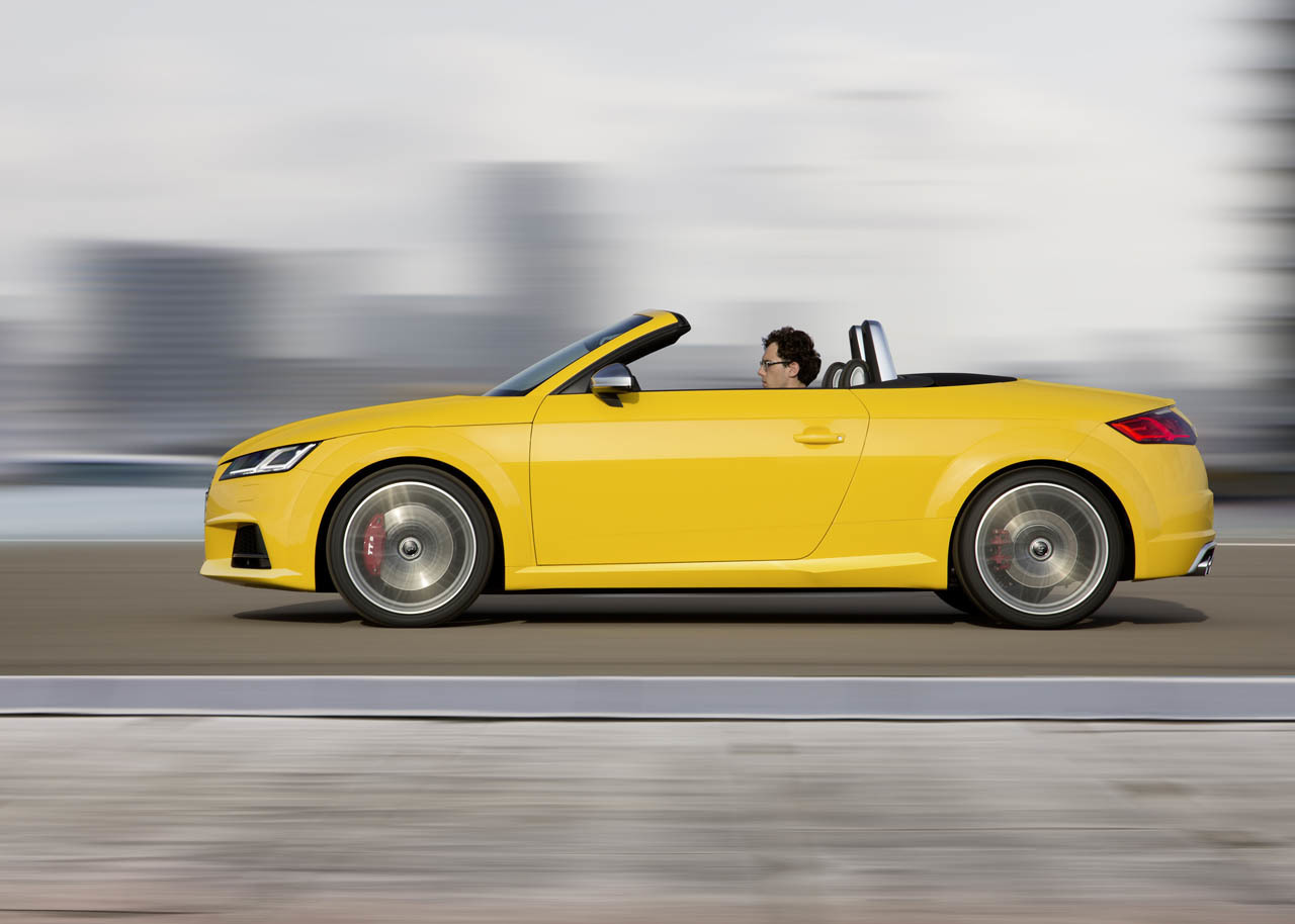 Audi Tt Y Tts Roadster 2015 8 16