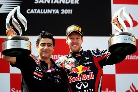 Red Bull no tiene intención de dejar marchar a Peter Prodromou antes de tiempo