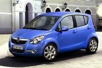 Llaman a revisión a unidades de Opel Agila, GT y Zafira