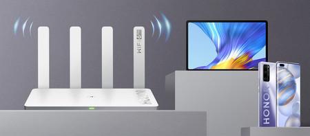 El Honor Router 3 con WiFi 6+ aterriza en España: precio y disponibilidad oficiales