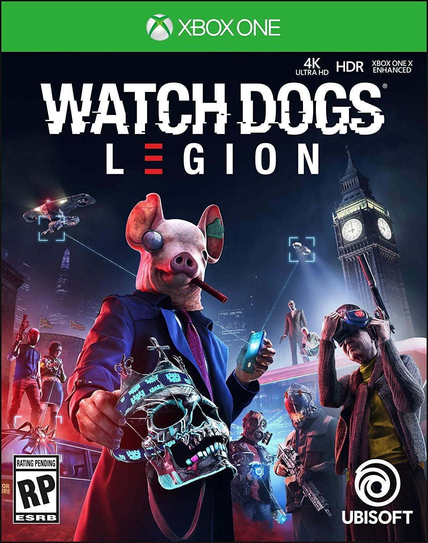 Watch Dogs Legion - Limited Edition - Xbox One