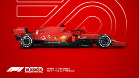 F12020 Ferarri 16x9