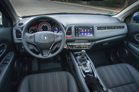 Honda Hrv Motorpasion 25