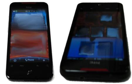 HTC Incredible, nuevas imágenes y especificaciones