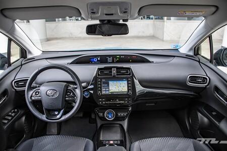 Toyota Prius Plug In 2021 Prueba 030