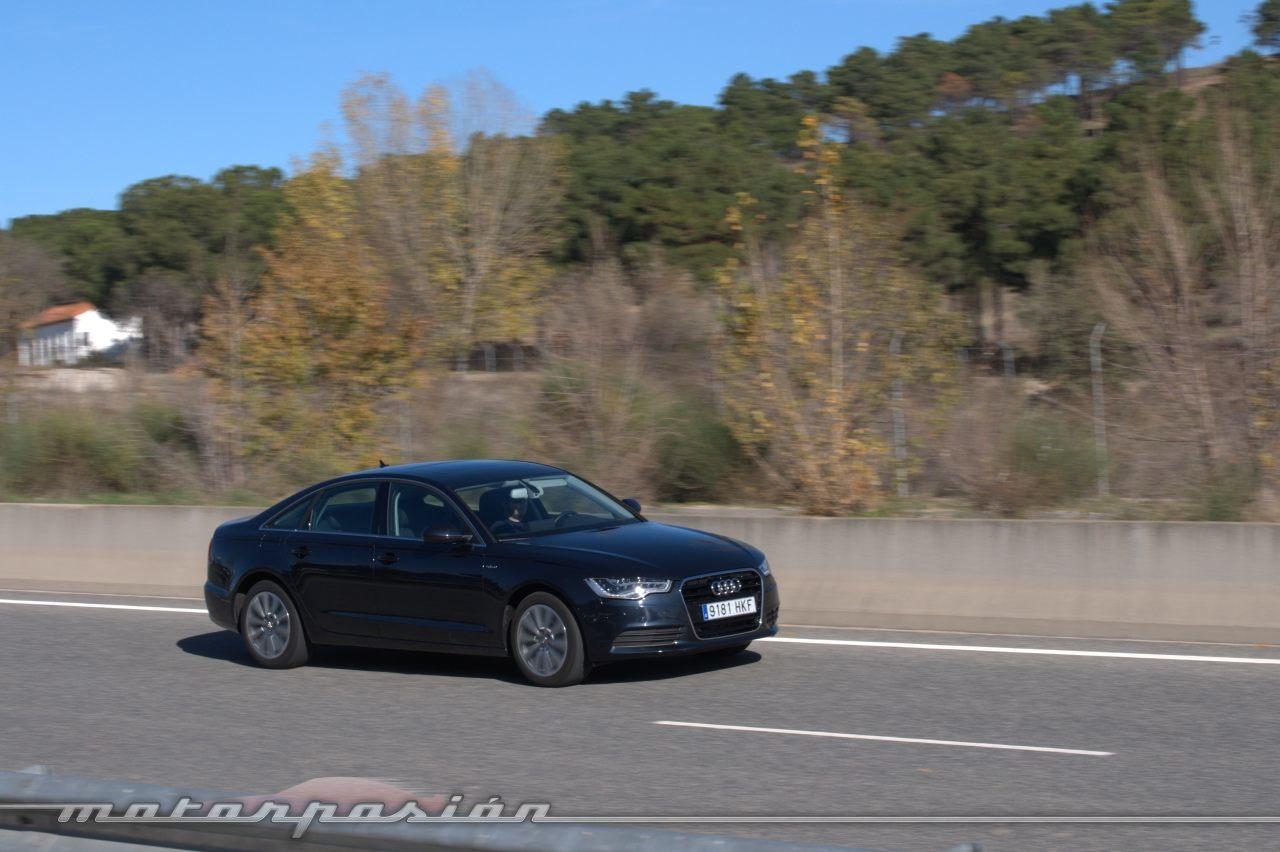 Foto de Audi A6 hybrid (prueba) (36/120)