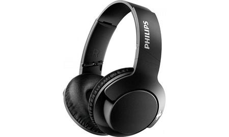 Philips SHB-3175BK/00: más económicos que nunca, estos auriculares de diadema inalámbricos, ahora, en Amazon sólo cuestan 27,89 euros
