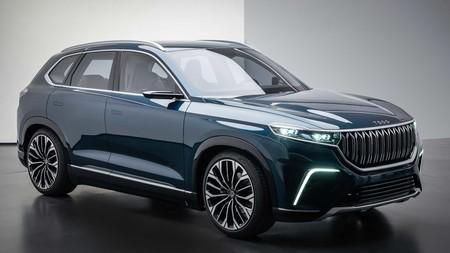 El primer coche eléctrico turco será un SUV con hasta 500 km de autonomía, y parece un Mercedes-Benz EQC