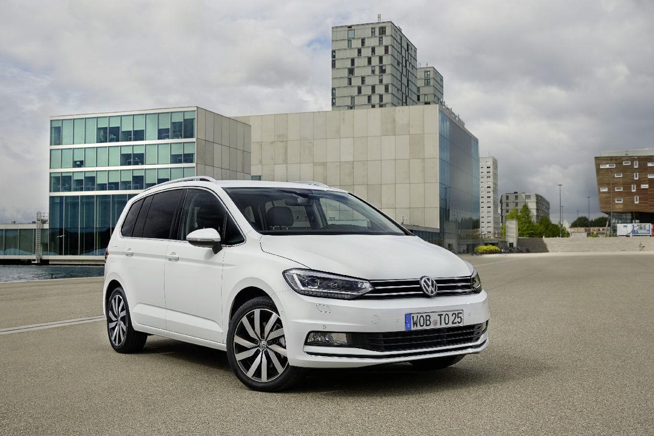 Foto de Volkswagen Touran 2015 (7/20)