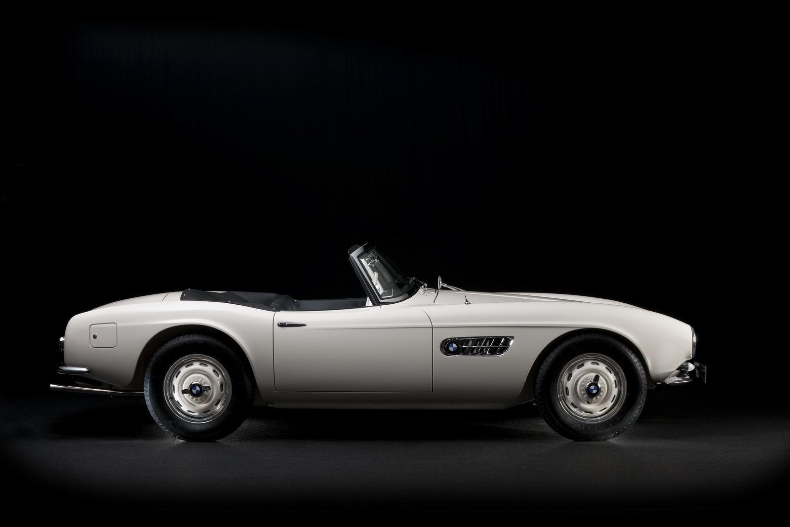 Foto de BMW 507 de Elvis Presley (105/121)