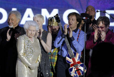 God Save Our Queen... y se fueron de concierto