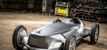 ¿Cómo sería un Infiniti de carreras de los años 40? El Prototype 9 es la respuesta y esconde un motor eléctrico