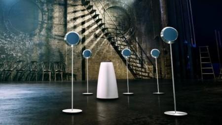 BeoLab 14, nuevo sistema de sonido envolvente minimalista