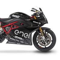 Energica Ego Sport Black: la moto eléctrica se viste de carreras y recibe nueva electrónica para 147 CV