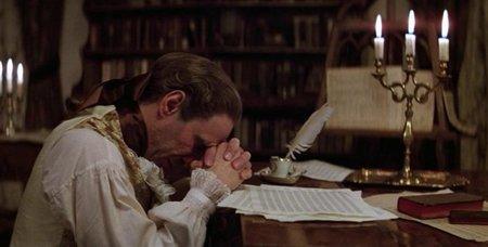 F. Murray Abraham en una escena de Amadeus