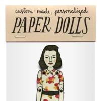 ¿Siempre te gustó jugar a las muñecas? Ahora puedes tener tu propia Paper Doll