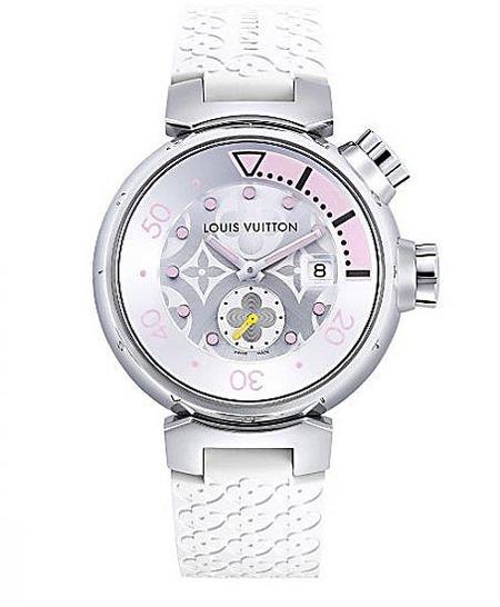 Louis Vuitton Ladies Tambour Diver Watch