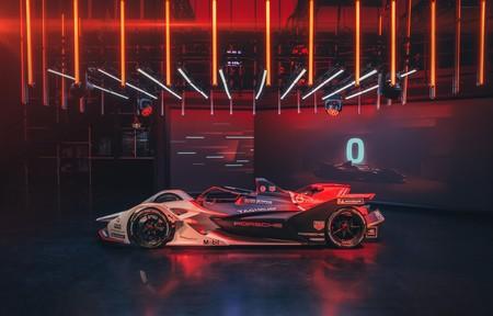 Porsche se mete en las carreras de coches eléctricos con el 99X Electric de Fórmula E