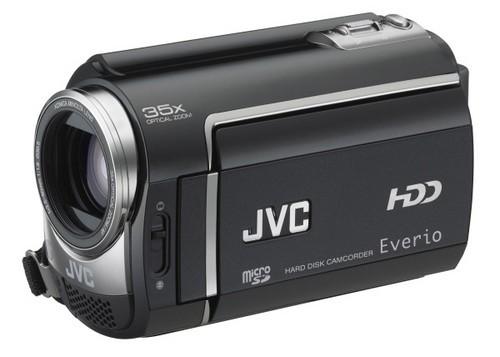 JVC videocámaras CES 2008